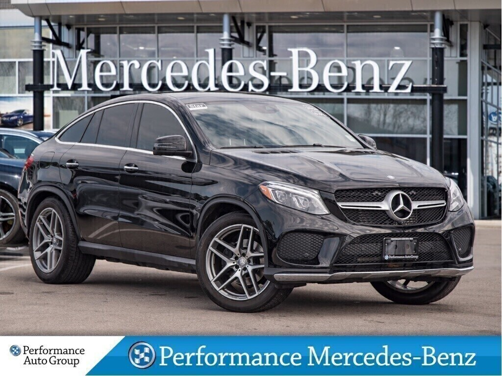 Certified Pre-Owned 2016 Mercedes-Benz GLE350d 4MATIC Coupe