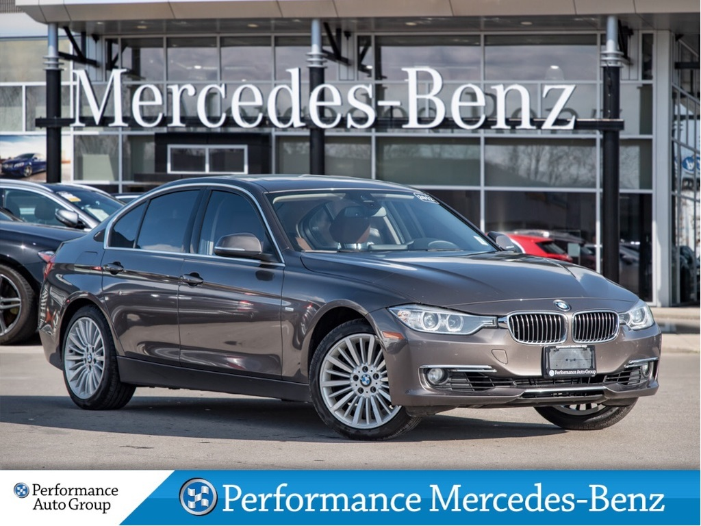 Pre-Owned 2012 BMW 328i Sedan Luxury Line