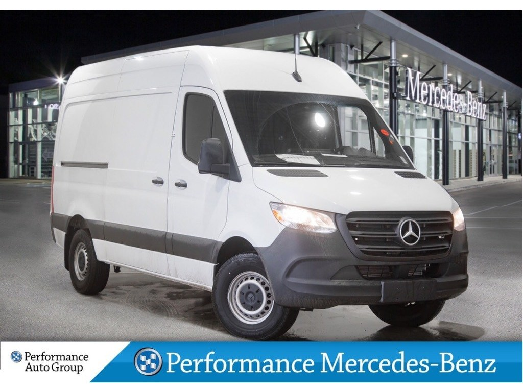 98307aad655 New 2019 Mercedes-Benz Sprinter 2500 Standard Roof V6 Minivan ...