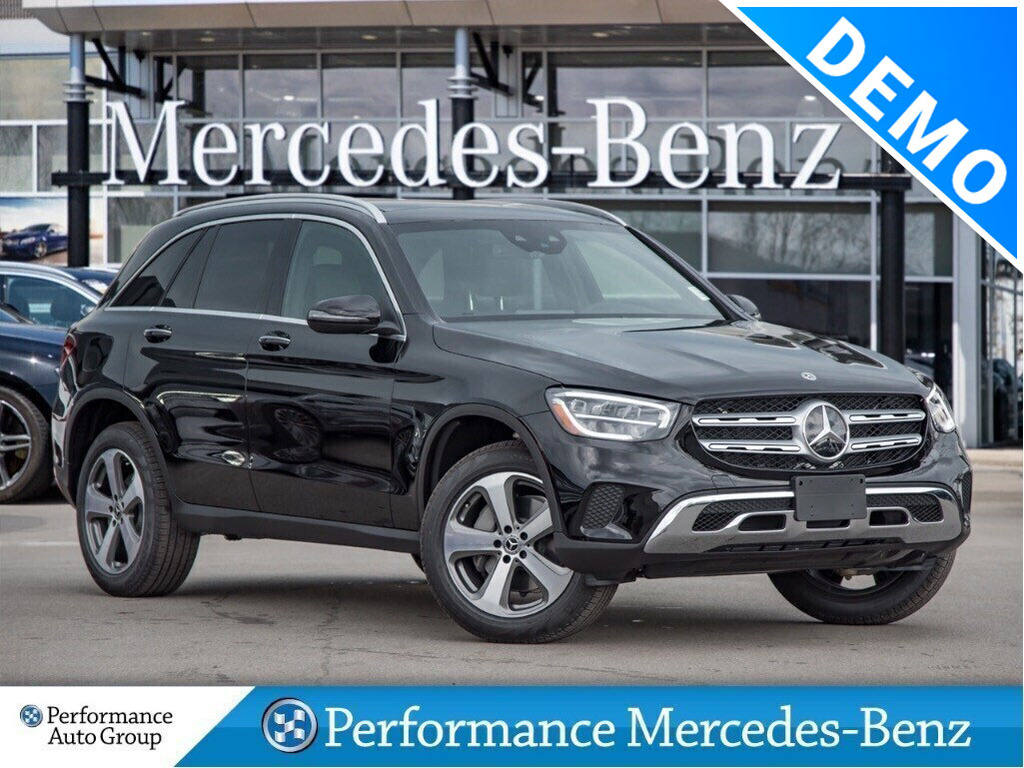 Demo 2020 Mercedes-Benz GLC300 4MATIC SUV