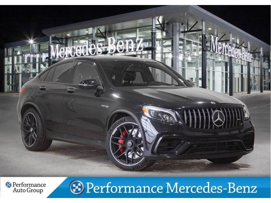 Demo 2019 Mercedes-Benz GLC63 AMG S 4MATIC+ Coupe