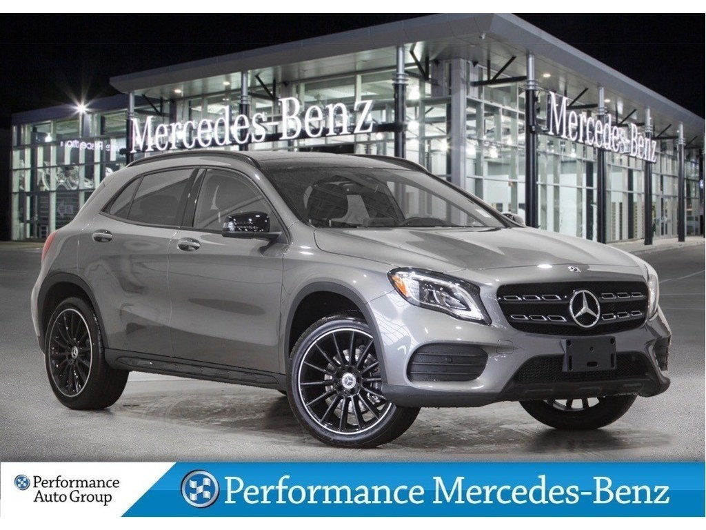 Pre-Owned 2019 Mercedes-Benz GLA250 *DEMO*SUNROOF+NIGHT/SPORT+PREMIUM PLUS+CAMERA+NAVI