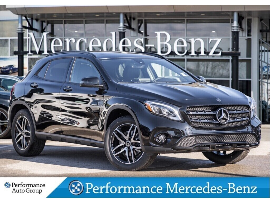 Demo 2020 Mercedes-Benz GLA250 4MATIC SUV