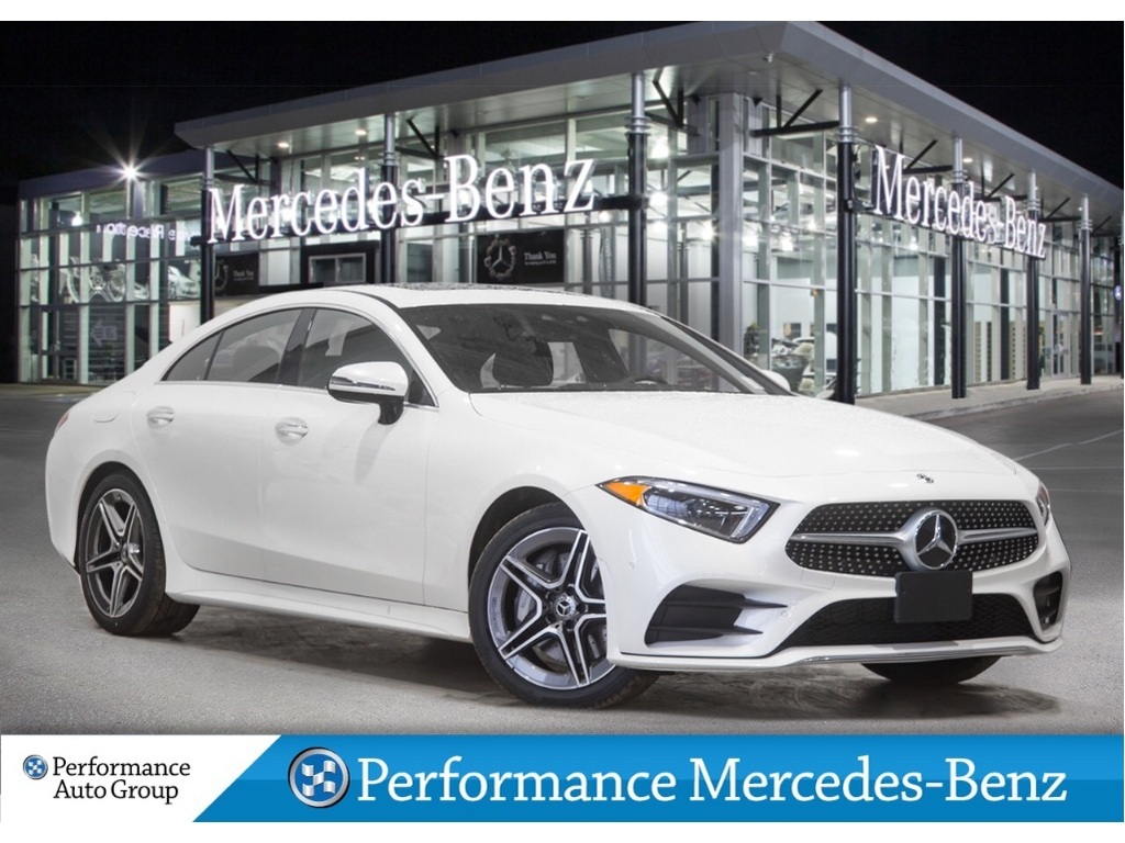 Demo 2019 Mercedes-Benz CLS450 4MATIC Coupe