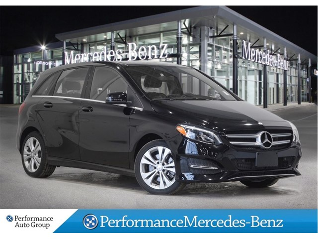 New 2018 mercedes benz b class b250 sports tourer in st for Mercedes benz st catharines