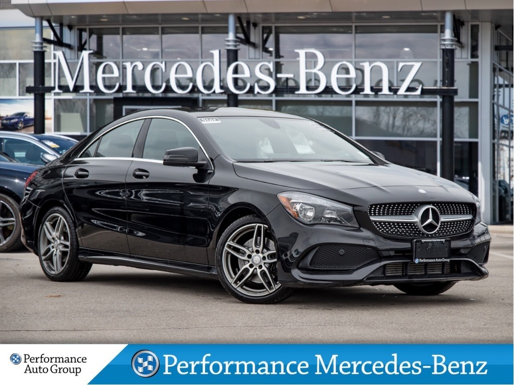 Certified Pre-Owned 2017 Mercedes-Benz CLA250 Coupe