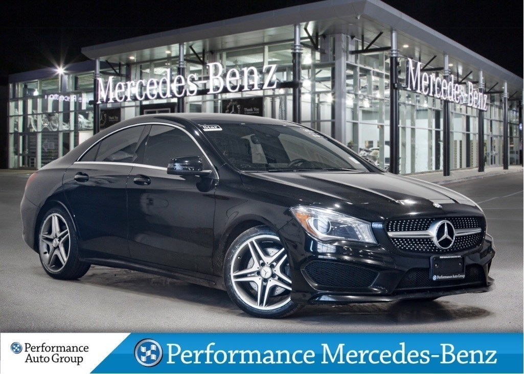 Certified Pre-Owned 2014 Mercedes-Benz CLA250 Coupe