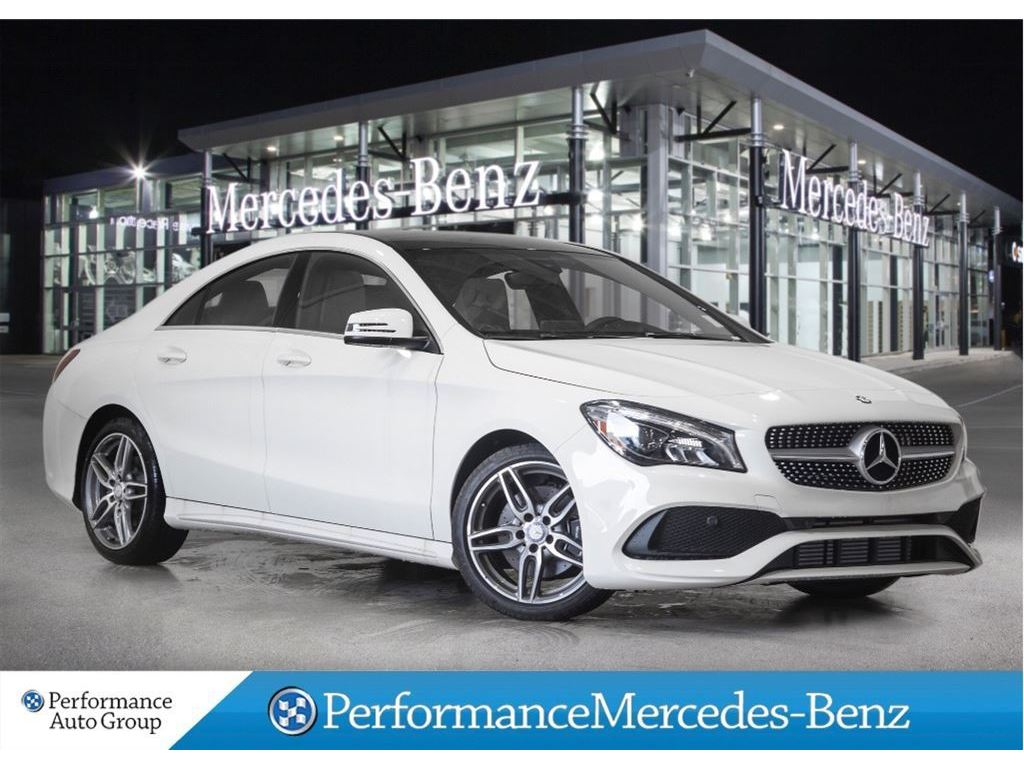 front benz price new cla coupe drive catharines mercedes st inventory wheel in