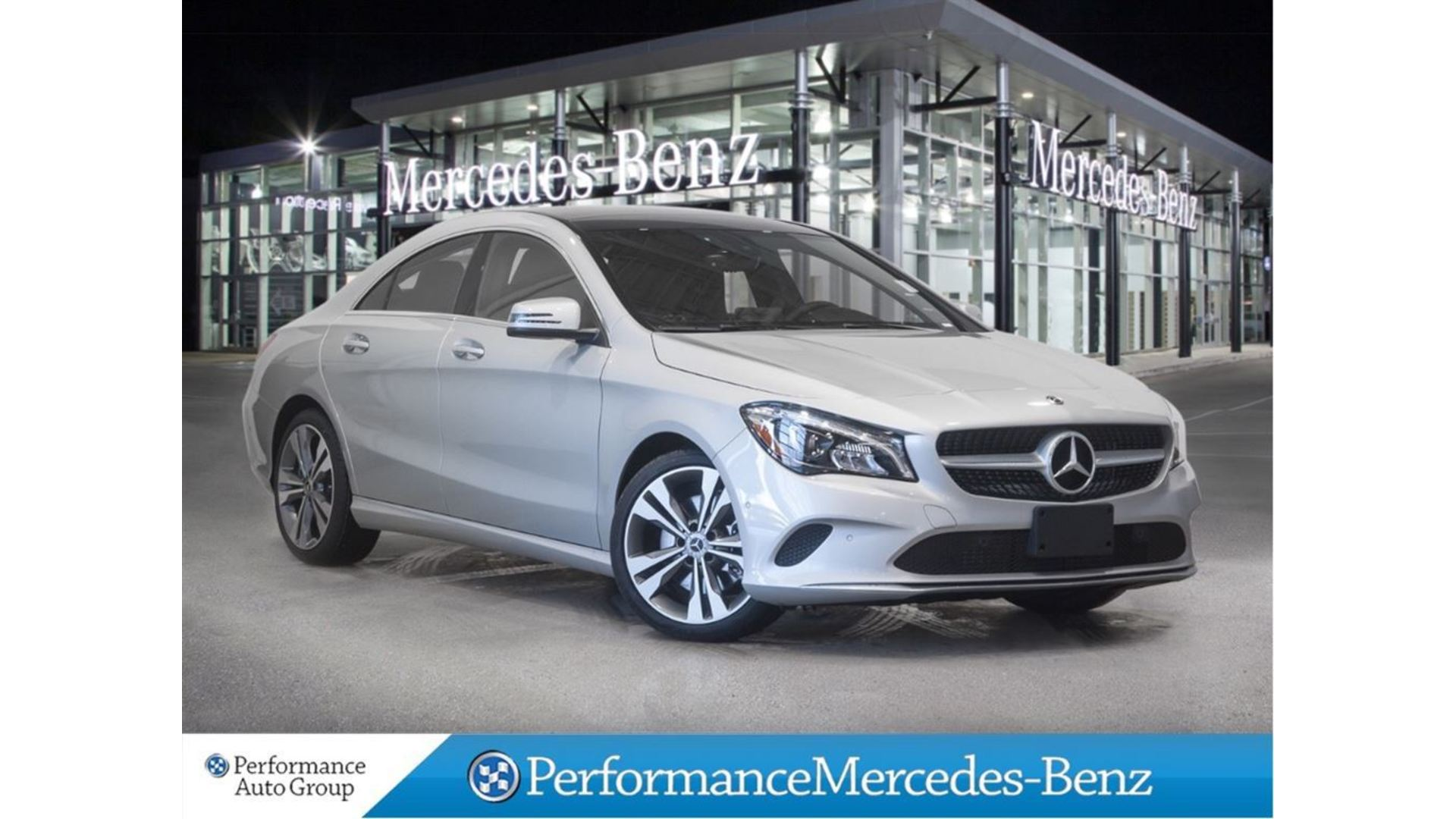 Pre Owned 2018 Mercedes Benz Cla Coupe In St Catharines 30j288