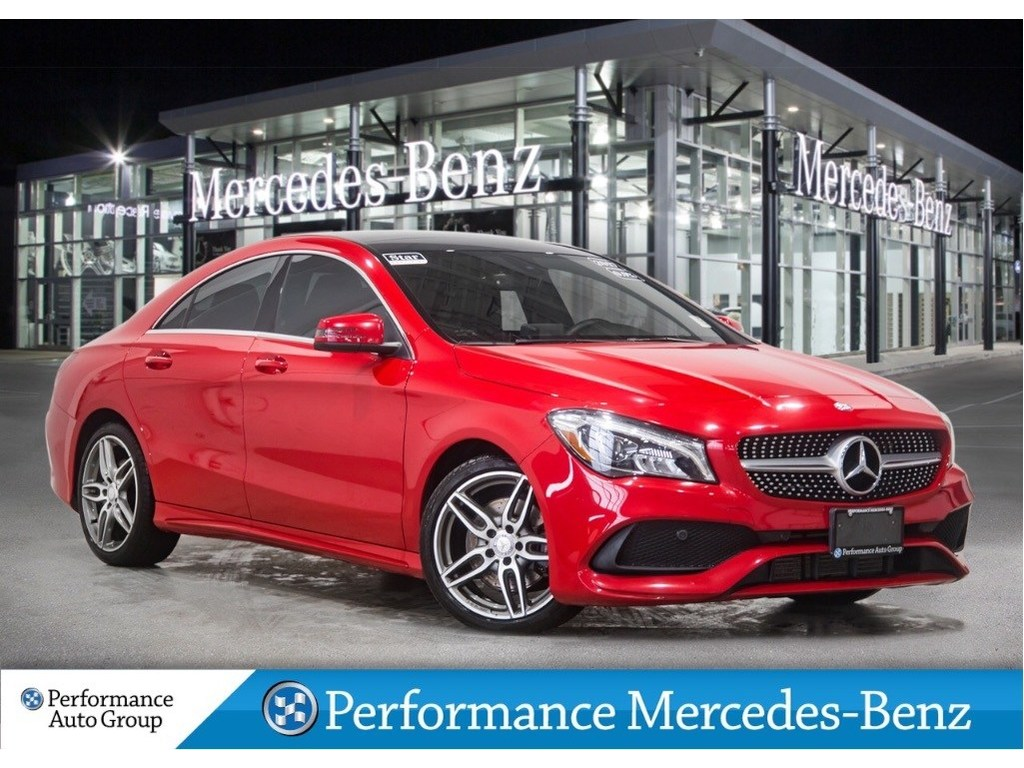 Certified Pre-Owned 2017 Mercedes-Benz CLA -