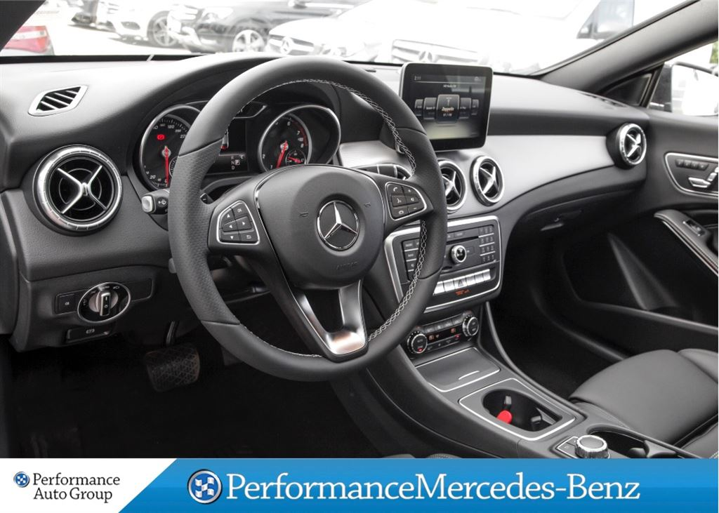 New 2018 mercedes benz cla cla250 coupe in st catharines for Mercedes benz st catharines