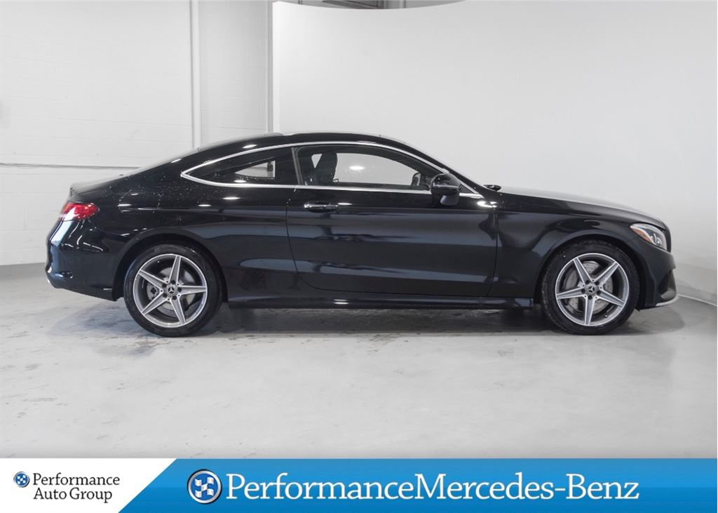 New 2018 mercedes benz c class c300 coupe in st catharines for Mercedes benz st catharines