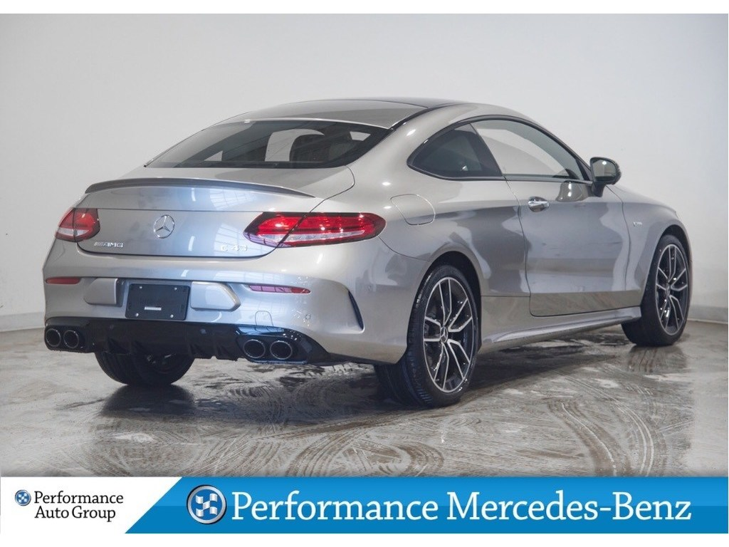 Demo 2019 Mercedes-Benz C43 AMG 4MATIC Coupe 4MATIC