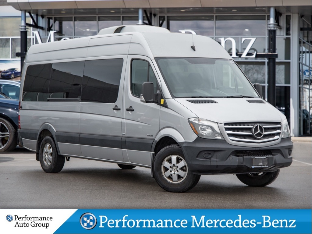 Pre-Owned 2016 Mercedes-Benz Sprinter 2500 Passenger 170