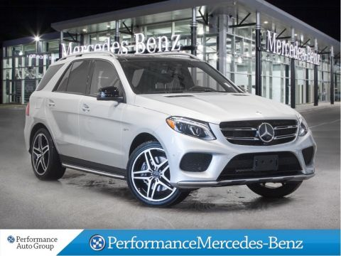 Demo 2018 Mercedes-Benz GLE43 AMG 4MATIC SUV
