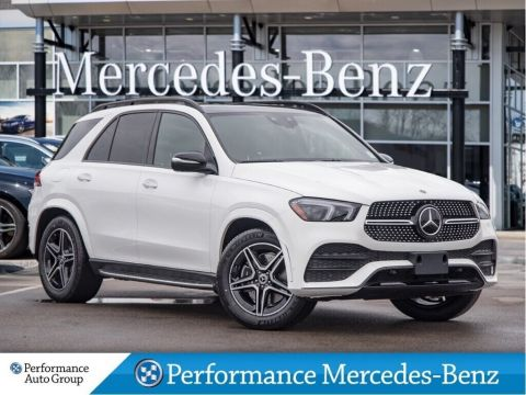 Demo 2020 Mercedes-Benz GLE350 4MATIC SUV