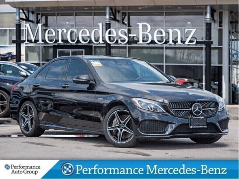 Certified Pre- 2018 Mercedes-Benz C43 AMG 4MATIC Sedan