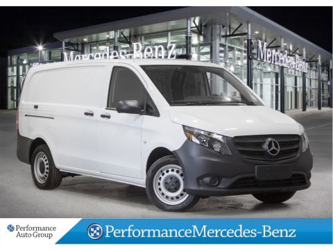 Pre-Owned 2017 Mercedes-Benz Metris Cargo Van Convenience Package / Heated Seats / Navigation