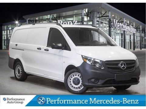 New 2019 Mercedes-Benz Metris Cargo Van 126""