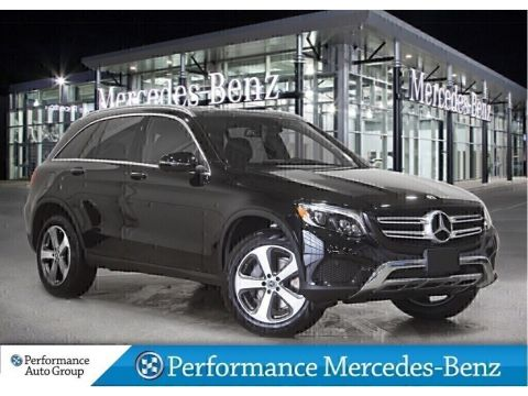 Demo 2019 Mercedes-Benz GLC300 4MATIC SUV