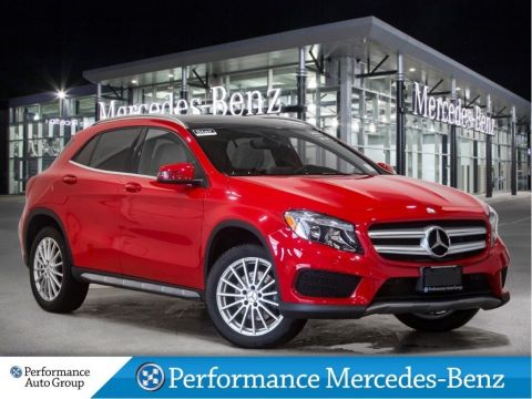 Certified Pre-Owned 2017 Mercedes-Benz GLA -