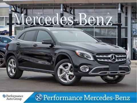 Certified Pre-Owned 2018 Mercedes-Benz GLA250 4MATIC SUV