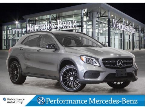 Pre-Owned 2019 Mercedes-Benz GLA 4MATIC