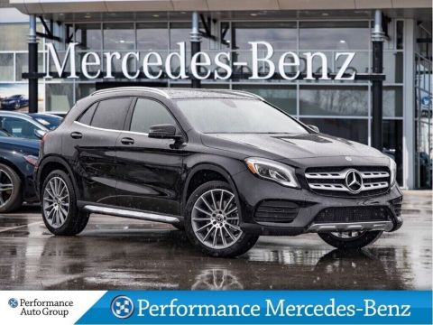 Demo 2019 Mercedes-Benz GLA250 4MATIC SUV