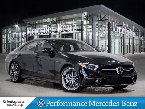 Demo 2019 Mercedes-Benz CLS53 AMG 4MATIC+ Coupe