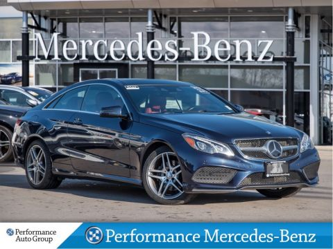 Certified Pre-Owned 2016 Mercedes-Benz E400 4MATIC Coupe