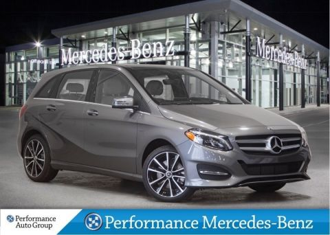 New 2019 Mercedes-Benz B250 4MATIC Sports Tourer