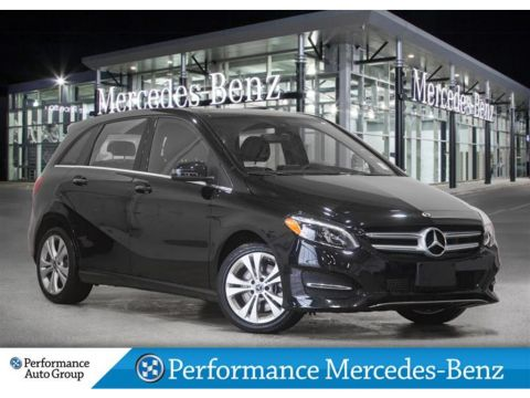 Demo 2019 Mercedes-Benz B250 4MATIC Sports Tourer