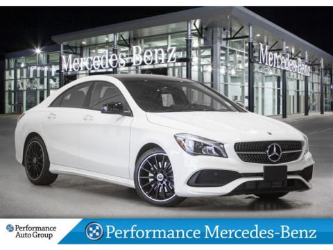 Demo 2019 Mercedes-Benz CLA250 4MATIC Coupe